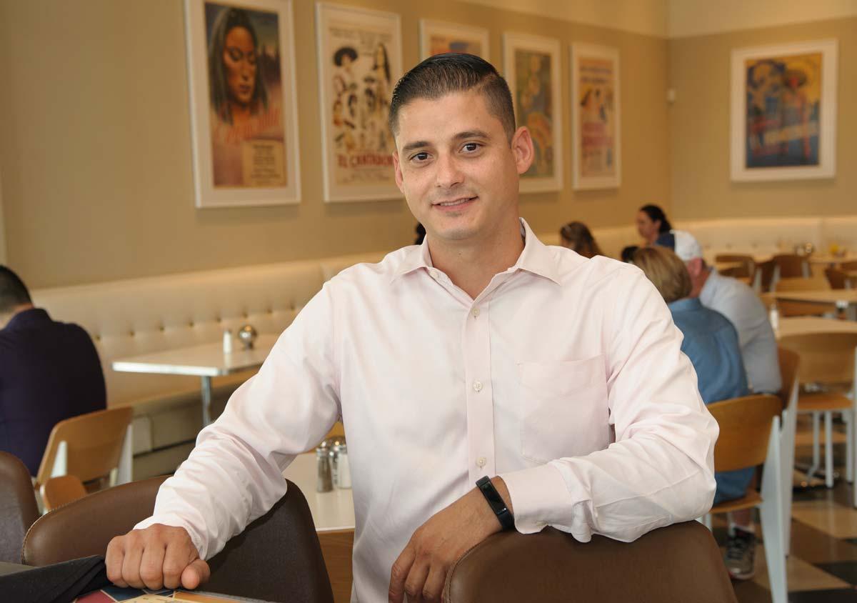 Billy Aguirre | Taco Diner CityLine Restaurant Director