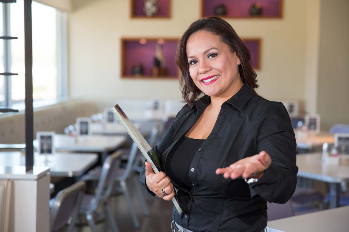 Monse Romero | Taco Diner Lake Highlands Restaurant Director