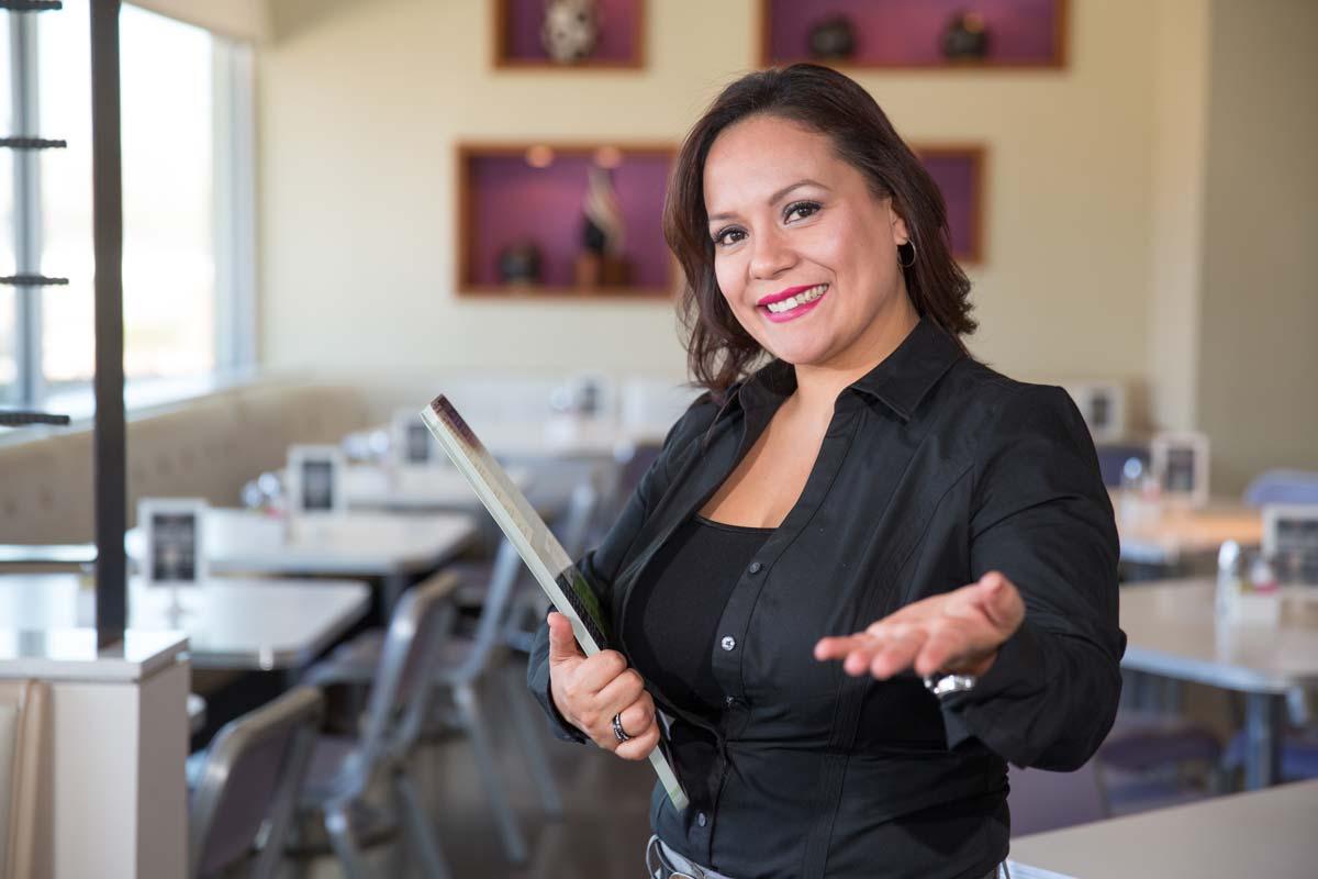 Monse Romero | Taco Diner Lake Highlands Restaurant Director