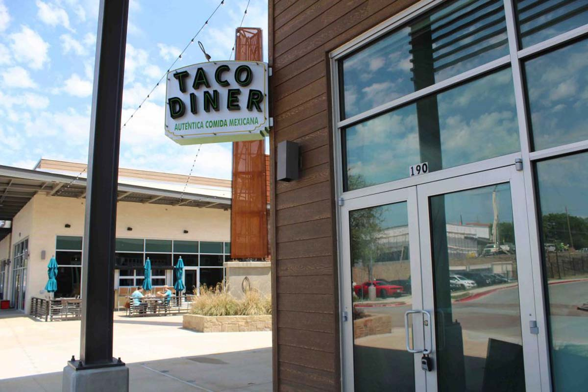 Taco Diner Restaurant - Dallas - Lake Highlands