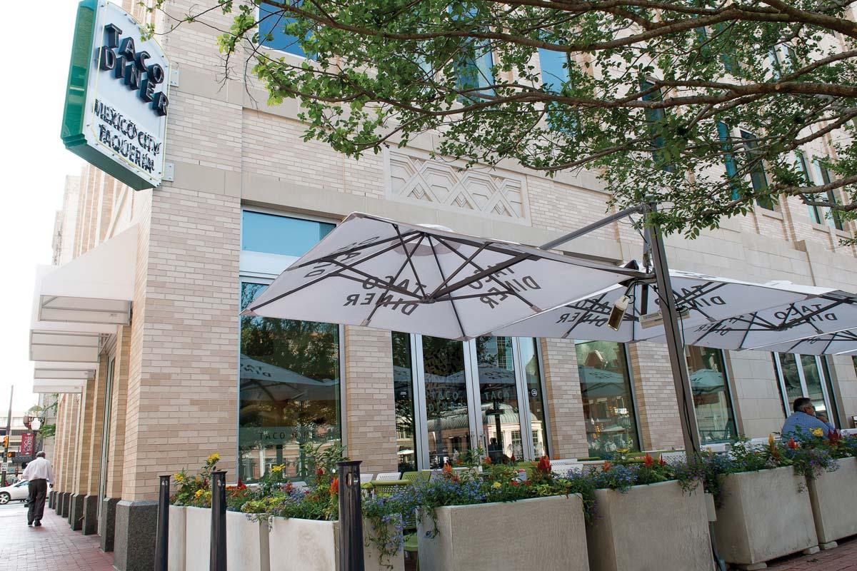 Sundance Square - Fort Worth - Taco Diner