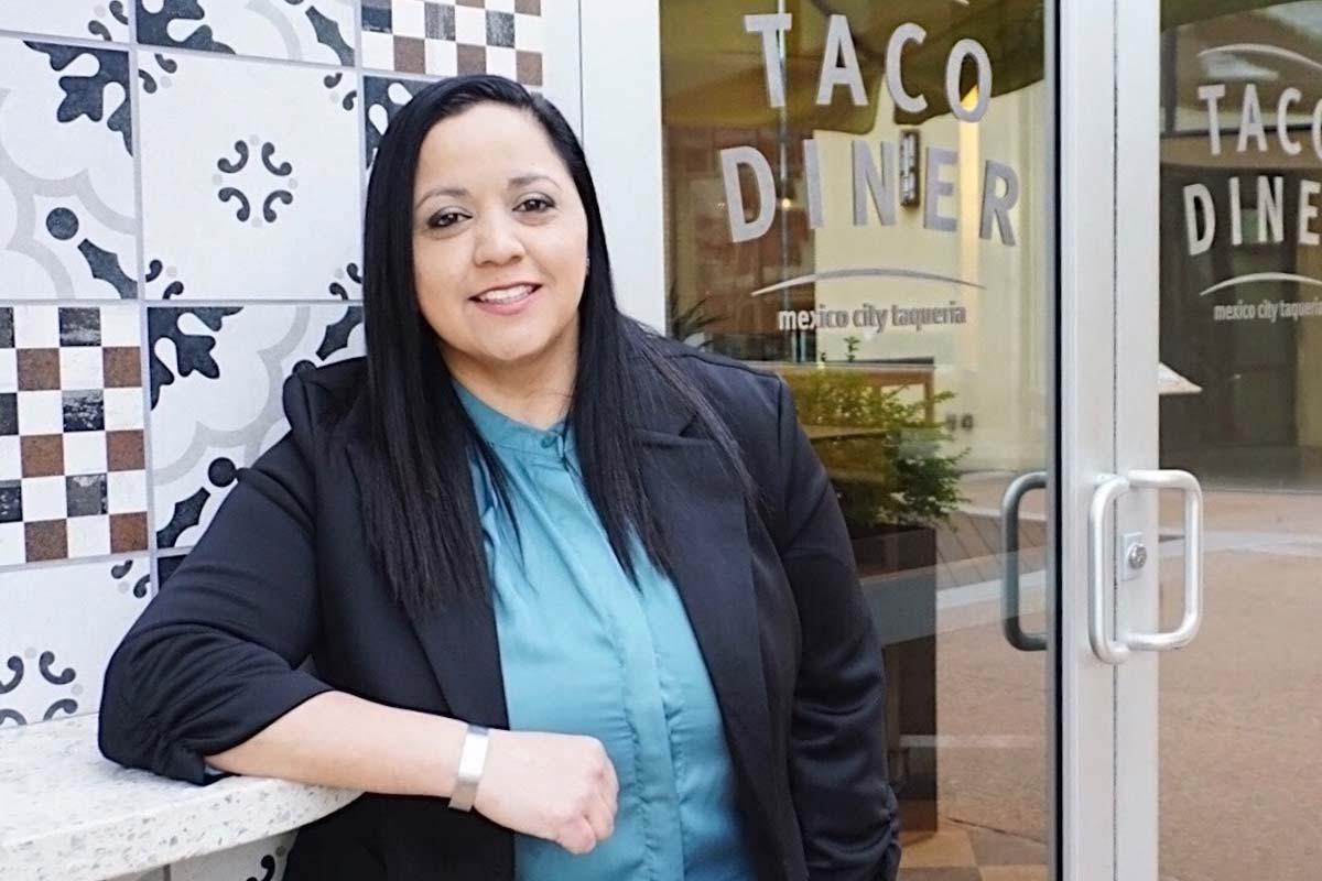 Nancy Cilos | Taco Diner Waterside Restaurant Director